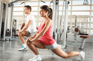 female personal trainer Richmond
